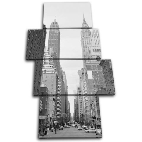 NYC Chrysler Building Landmarks - 13-0302(00B)-MP04-PO